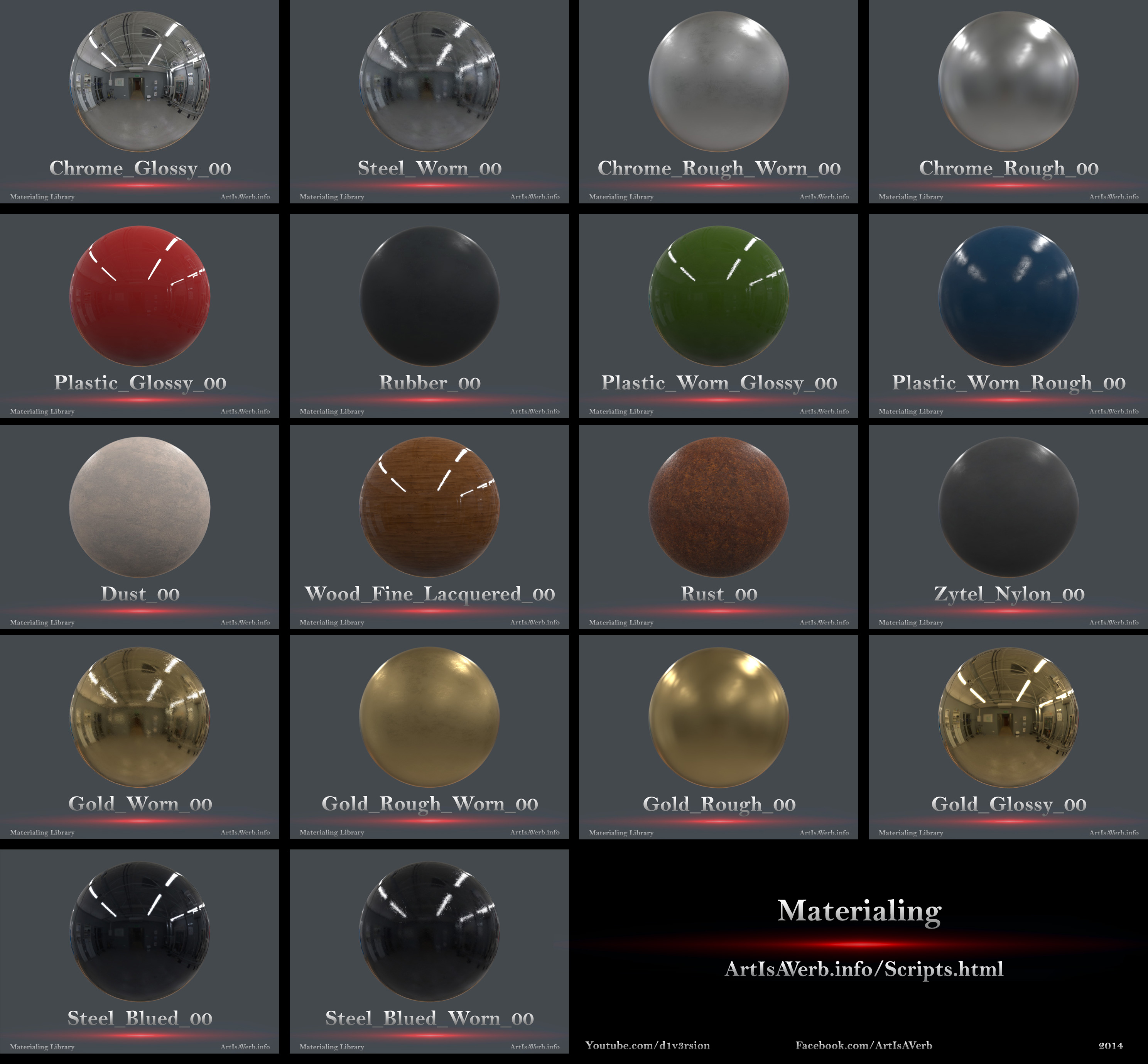 Vray material free download for maya | Free Vray material